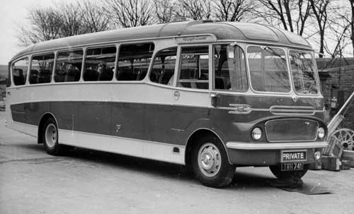 Crusader on Bedford chassis